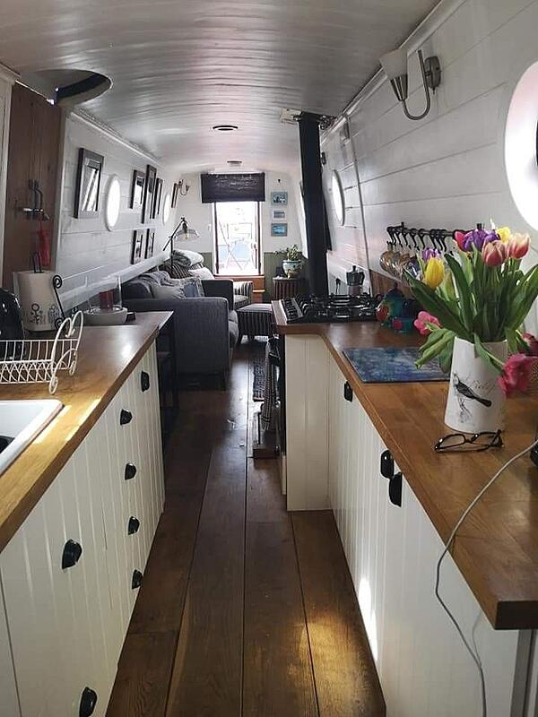 Incredible Interior Design Ideas For Your Narrowboat