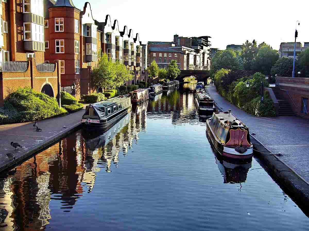 Birmingham Canal (1)