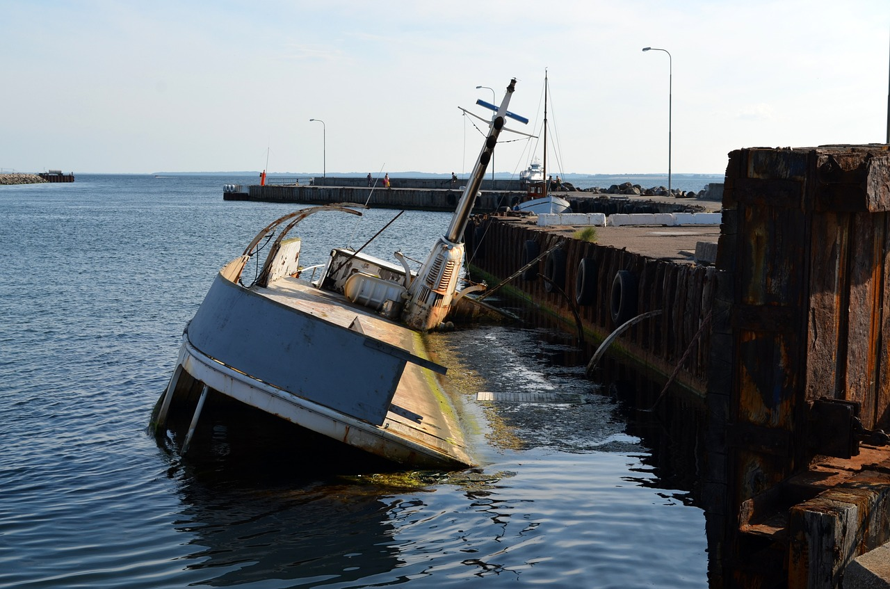 Boat Insurance Capsize