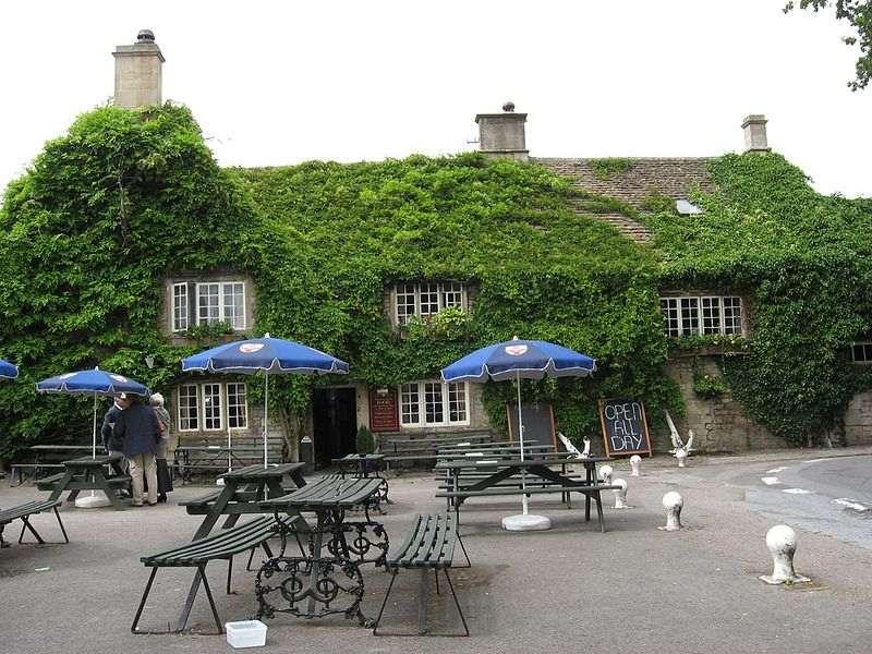 george inn pub bamthampton (1)