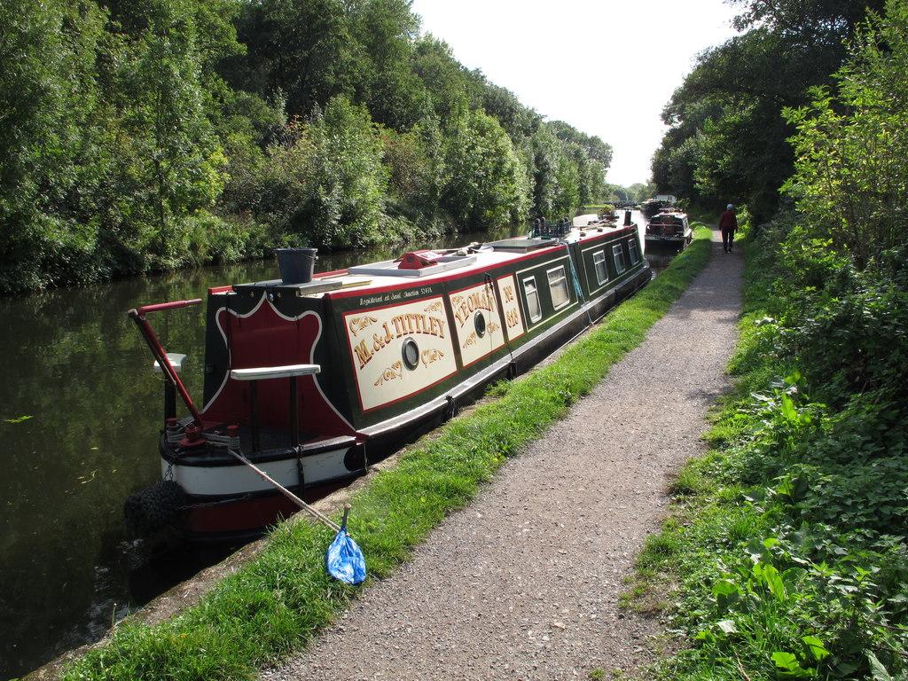 GJW Blog - Narrowboat Narrowboat Name