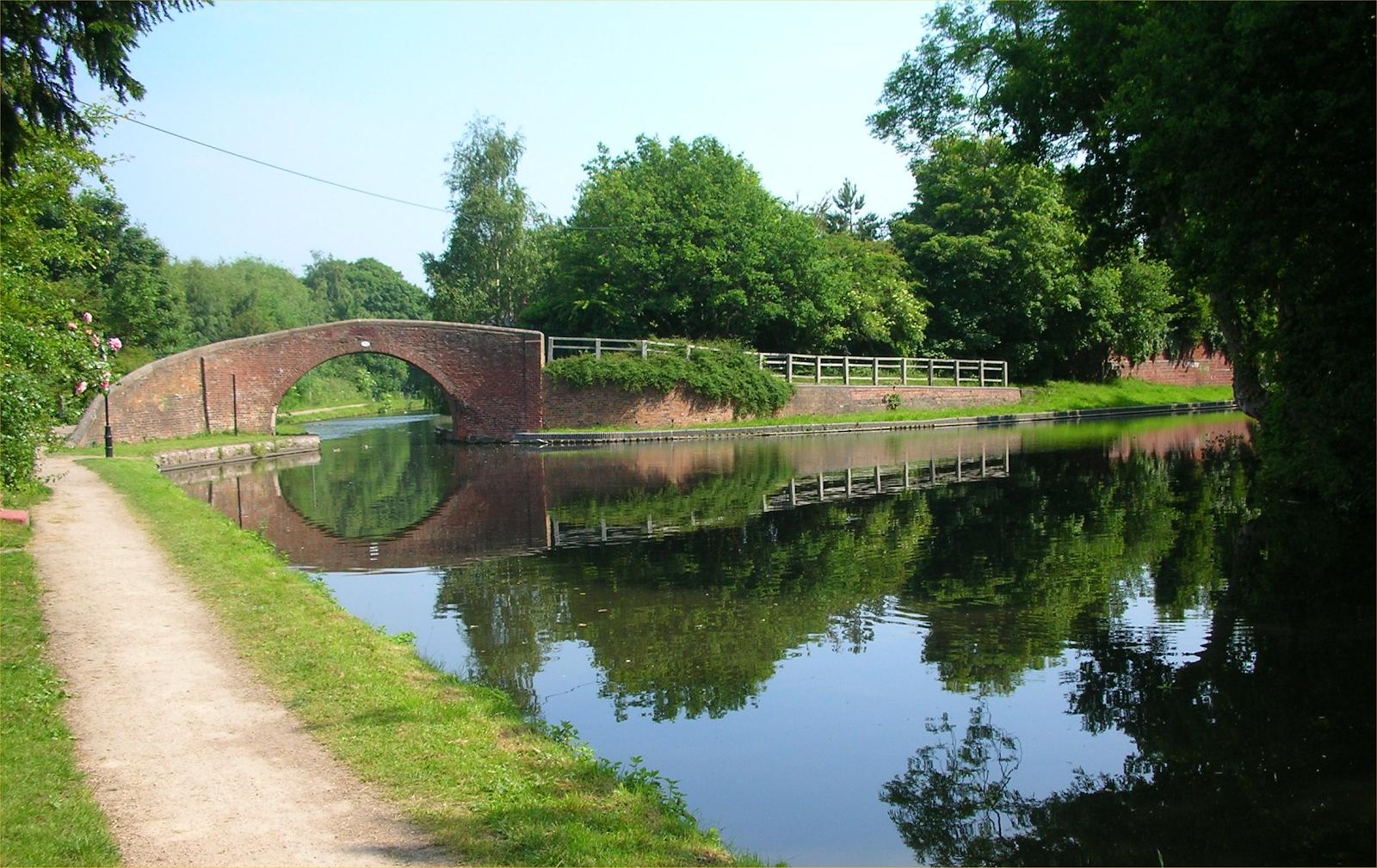 GJW Blog - Narrowboat Route Avon Ring