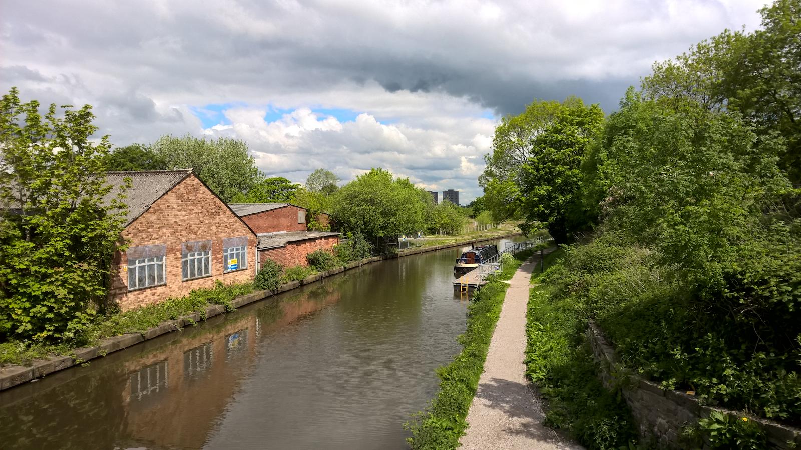 GJW Blog - Narrowboat Route Cheshire Ring