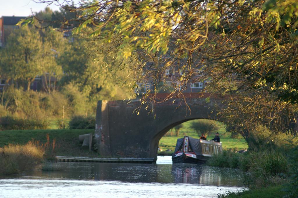 GJW Blog - Narrowboat Route Oxford