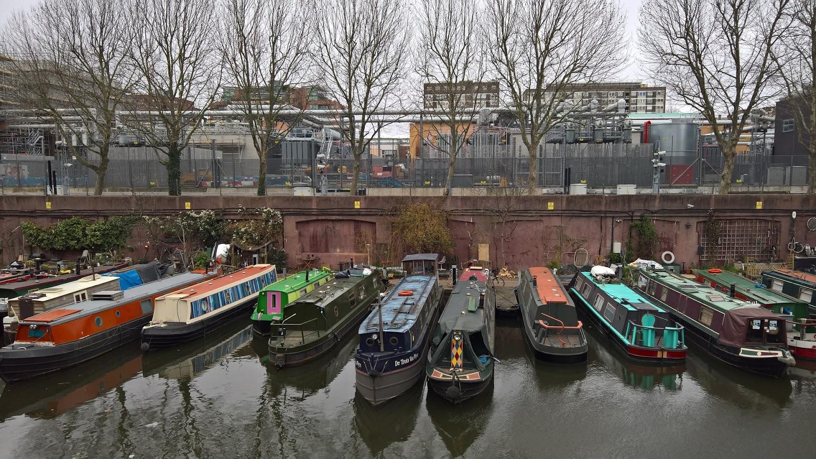 GJW Blog - Narrowboat running costs