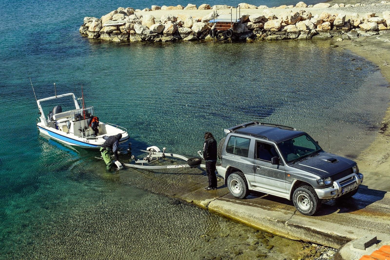 GJW Blog - Speedboat transport