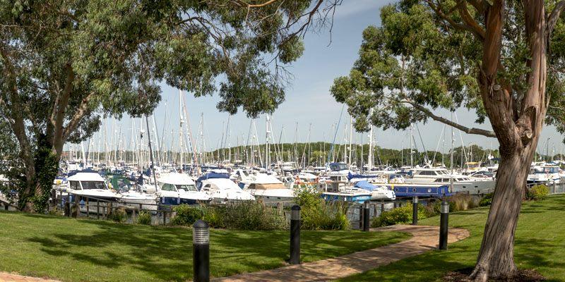 Chichester marina & boatyard