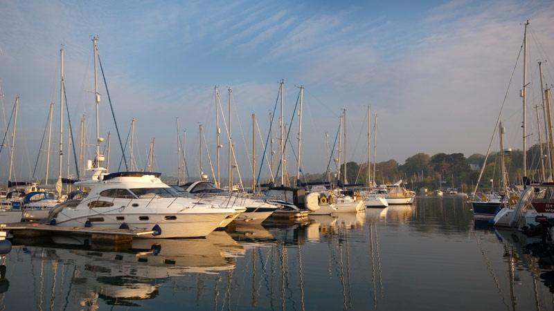 Falmouth Marina & Boatyard
