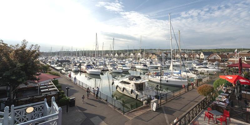 Port Solent Marina & Boatyard