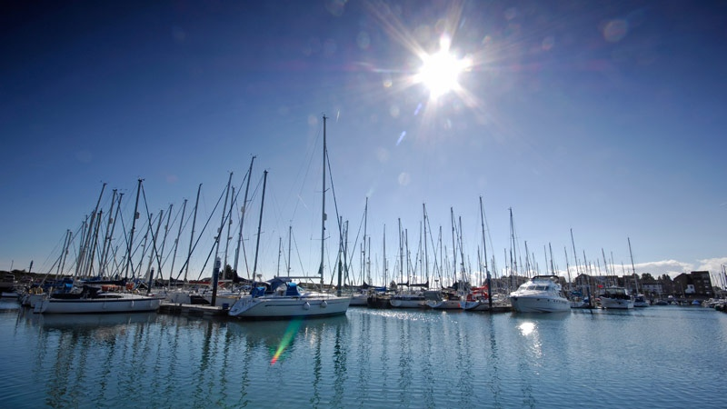 Southsea Marina and Boatyard