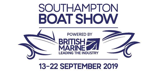 Southampton Boat Show - 13-22 September 2019