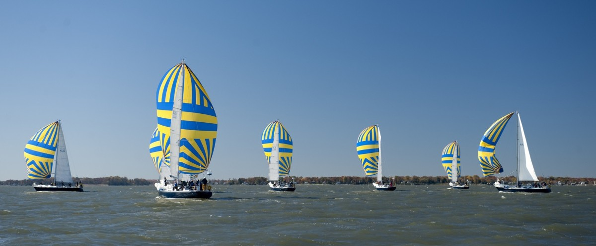 5 Tips on How to Dinghy Race Like a Pro