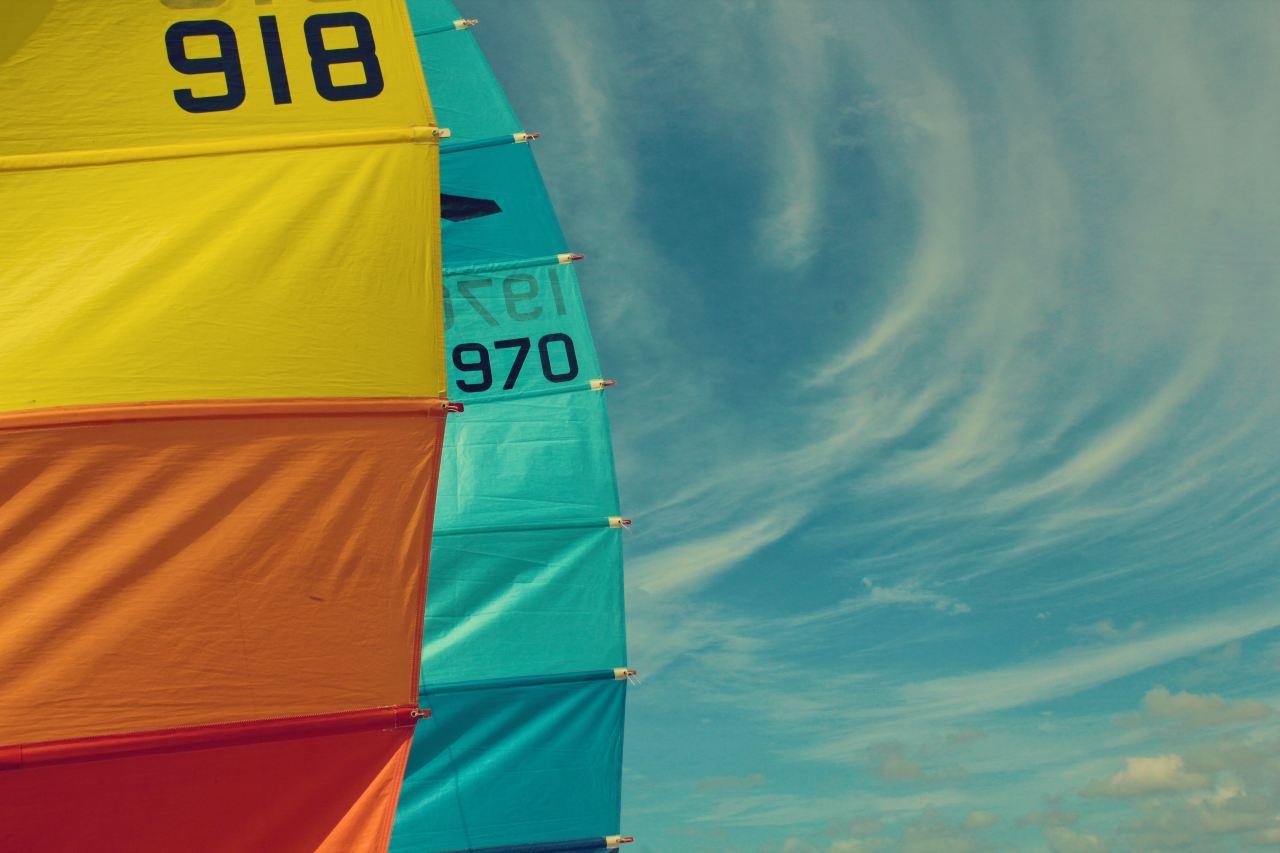 dinghy sails