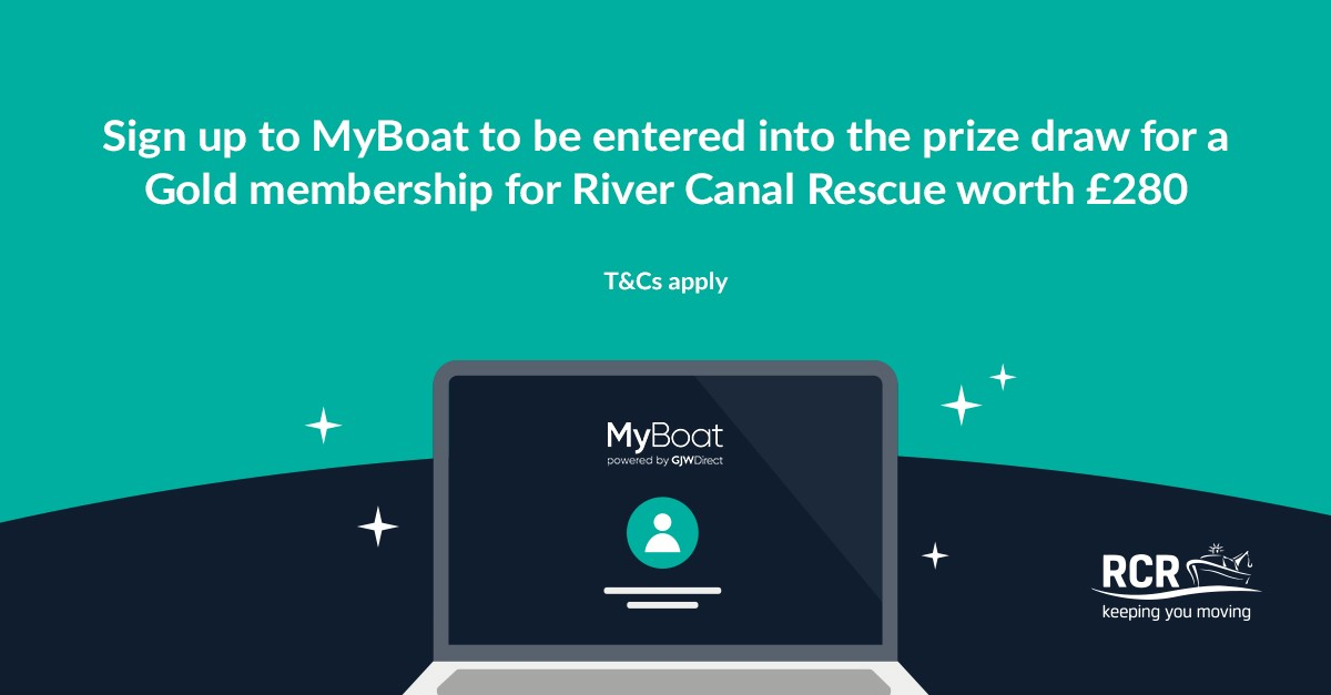 river canal rescue membership prize draw