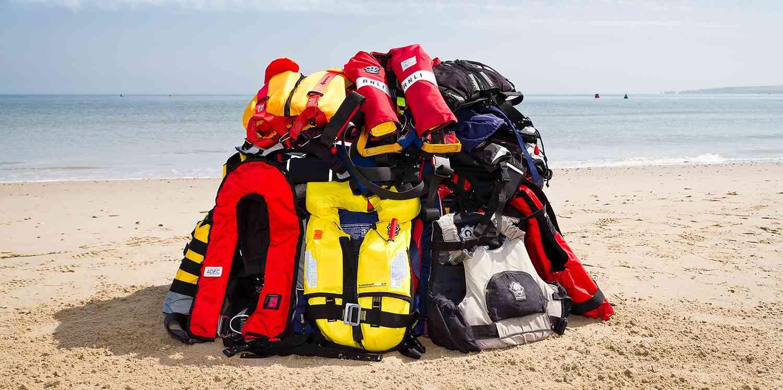 rnli lifejackets